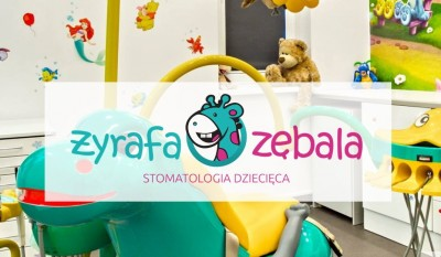 Żyrafa Zębala - Stomatologia dziecięca
