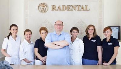 Gabinet stomatologiczny RADENTAL